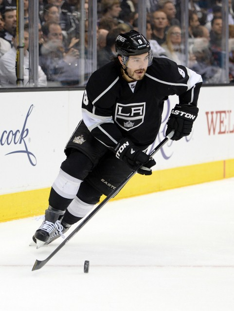 player evaluation  doughty