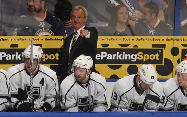 Mark Buckner / NHL