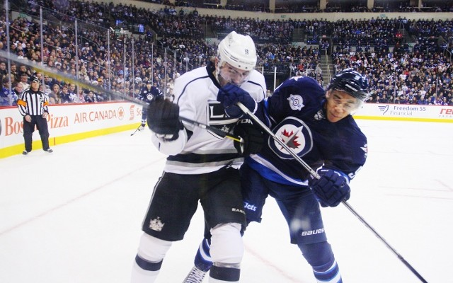 Travis Golby / National Hockey League