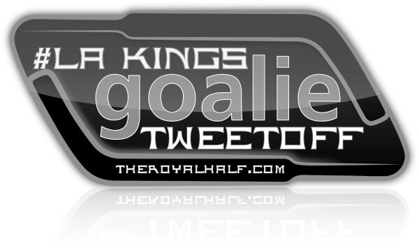 LA Kings Goalie Tweet Off