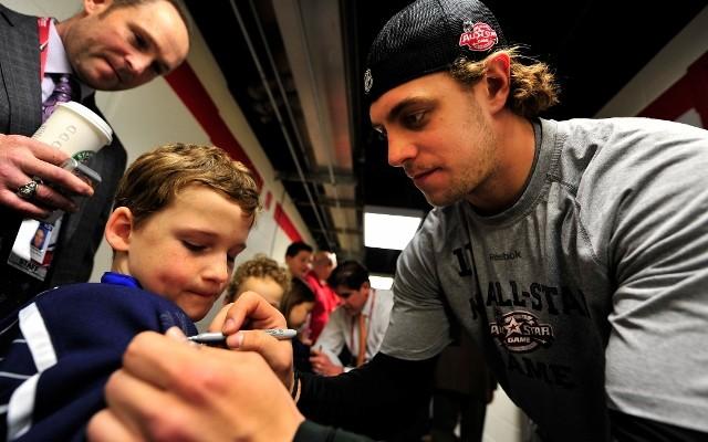 AJ Messier / National Hockey League