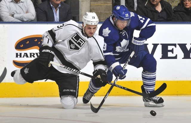 Los Angeles Kings v Toronto Maple Leafs