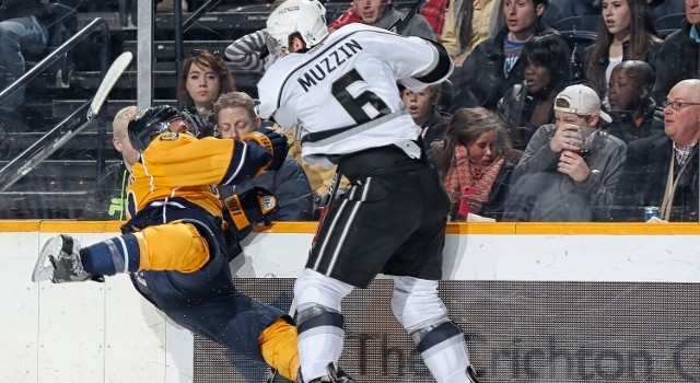 John Russell / National Hockey League