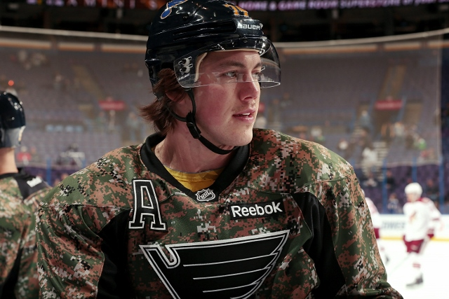 Mark Buckner / National Hockey League