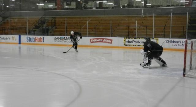 January 13 Morning Skate