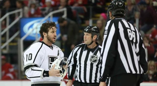 Leon Halip / National Hockey League