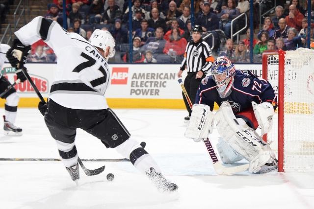 Jamie Sabau / National Hockey League
