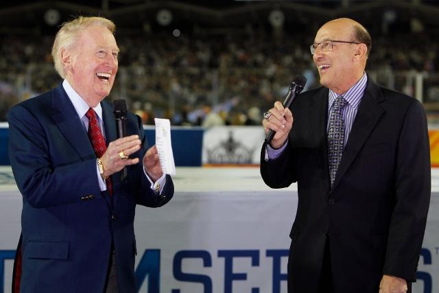 2014 Coors Light NHL Stadium Series - Anaheim Ducks v Los Angeles Kings