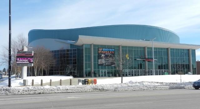 Verizon Wireless Arena, Manchester, NH