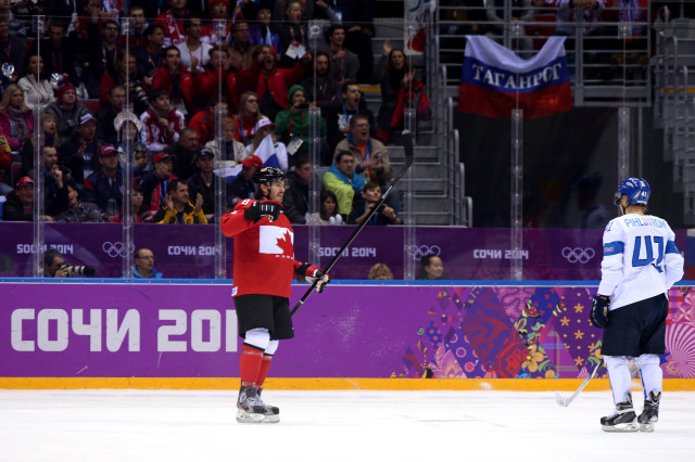 Ice Hockey - Winter Olympics Day 9 - Finland v Canada