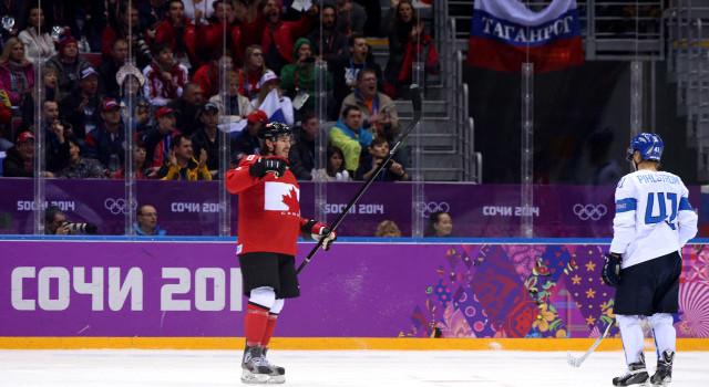 Ice Hockey - Winter Olympics Day 9 - Finland v Canada