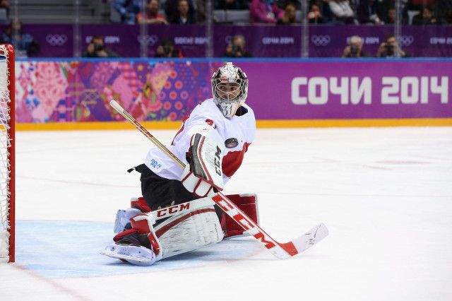 Ice Hockey - Winter Olympics Day 12 - Canada v Latvia