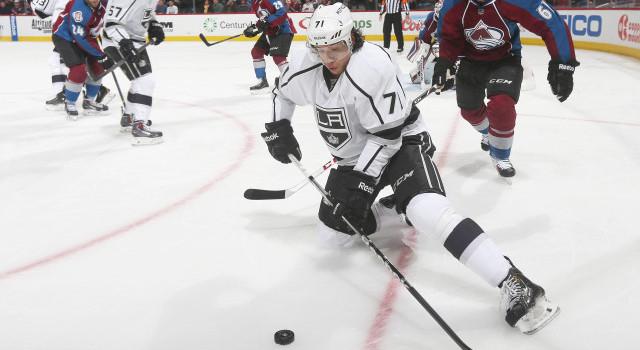 Michael Martin / National Hockey League