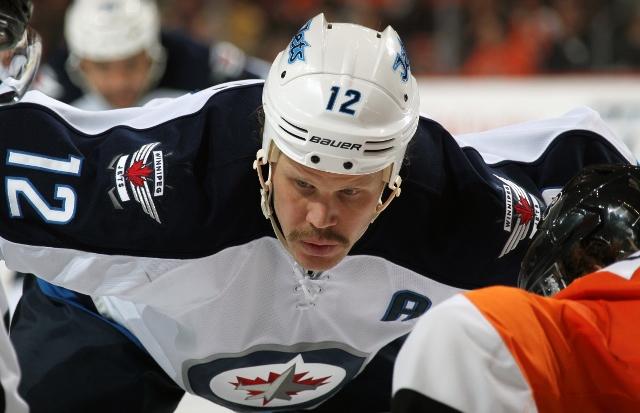 Winnipeg Jets v Philadelphia Flyers