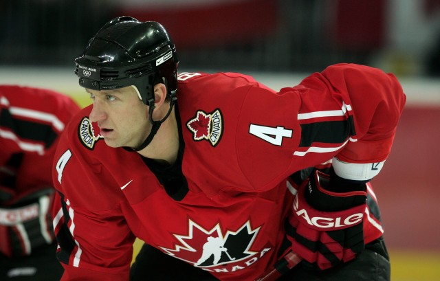 Ice Hockey - Finland v Canada