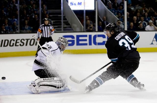 Los Angeles Kings v San Jose Sharks - Game One
