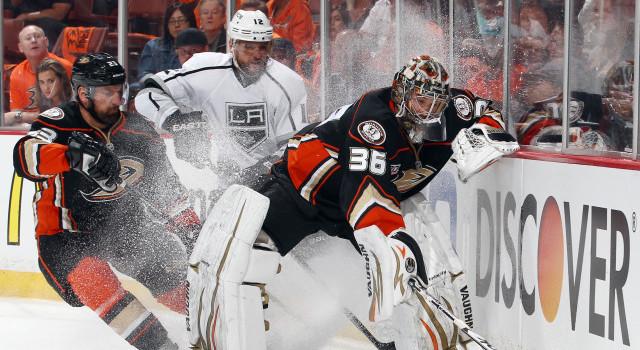 Los Angeles Kings v Anaheim Ducks - Game Five