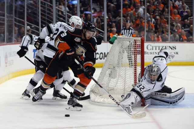 Los Angeles Kings v Anaheim Ducks - Game Five