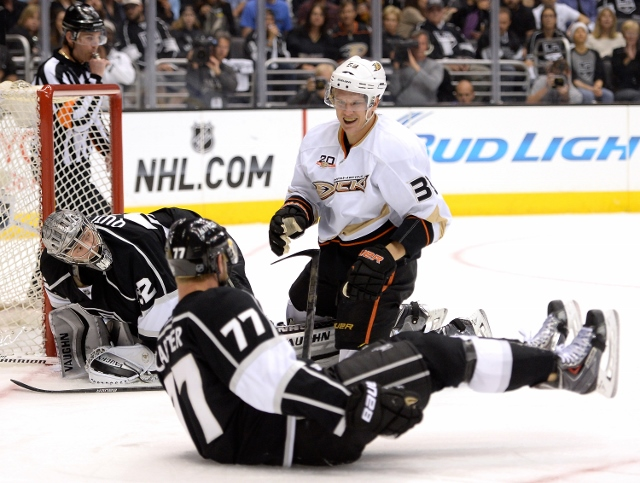 Anaheim Ducks v Los Angeles Kings - Game Six