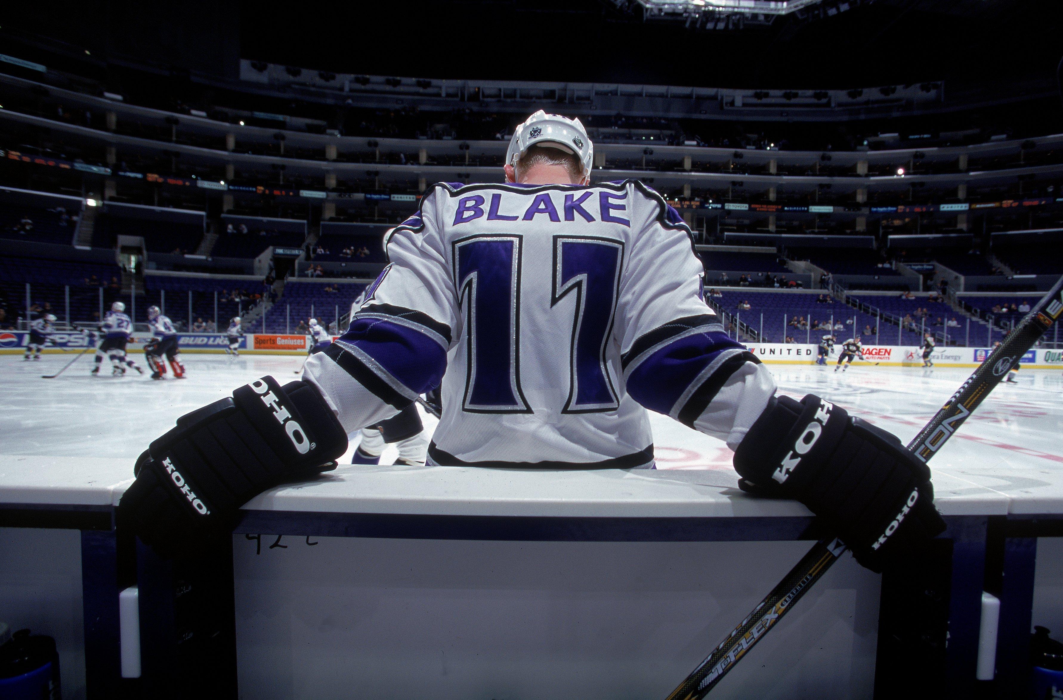 Jason Blake #11