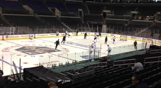 May 26 morning skate