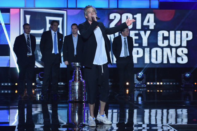 2014 NHL Awards - Inside