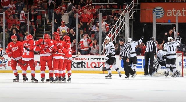 Dave Reginek / National Hockey League