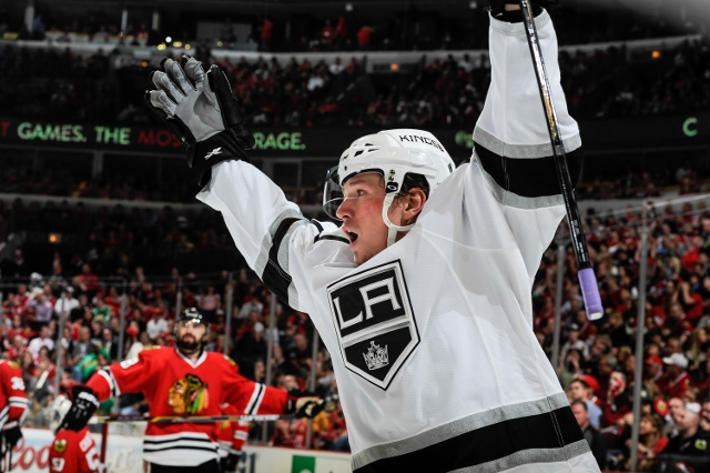 Los Angeles Kings v Chicago Blackhawks - Game Two
