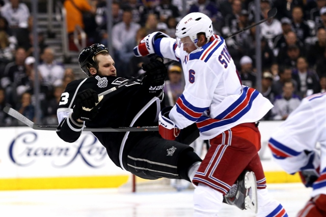 2014 NHL Stanley Cup Final - Game One