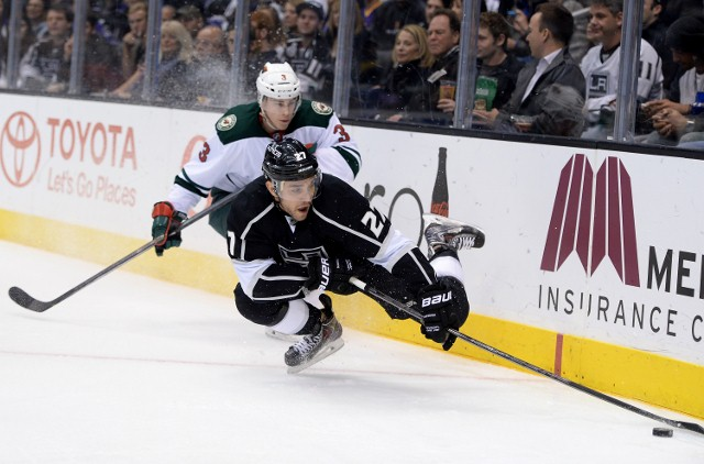 Minnesota Wild v Los Angeles Kings