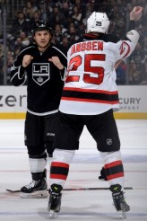 New Jersey Devils v Los Angeles Kings