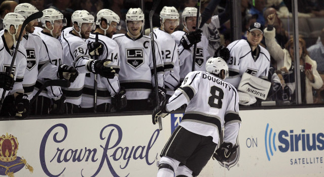 Doughty Expects Typical Kings Sharks Game In His Return La Kings