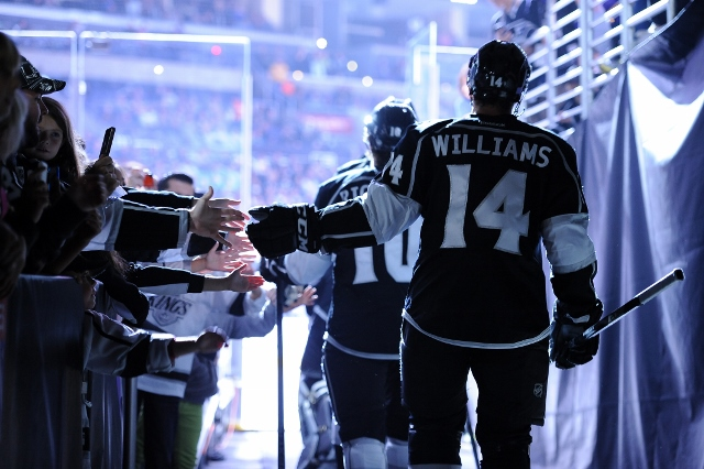 Columbus Blue Jackets vs Los Angeles Kings