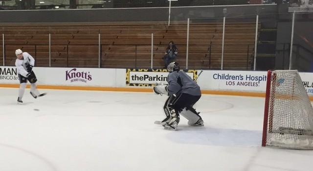 October 16 Morning Skate