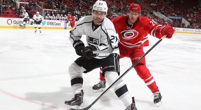 Gregg Forwerck / National Hockey League