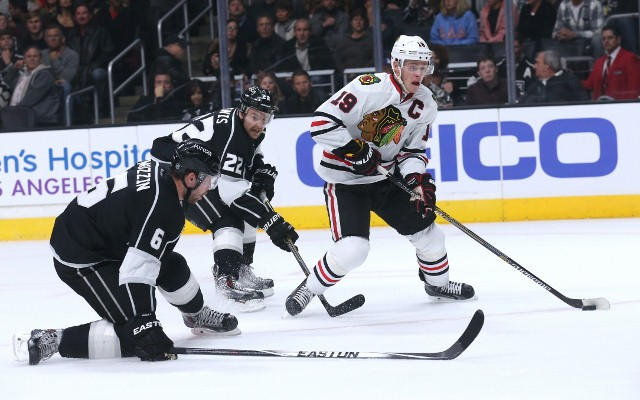 Chicago Blackhawks v Los Angeles Kings