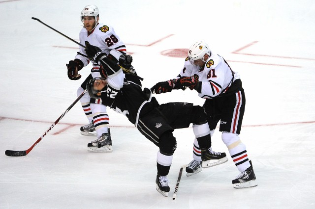 Chicago Blackhawks v Los Angeles Kings - Game Six