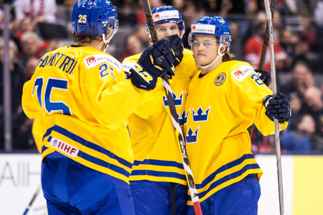 Czech Republic V Sweden - 2015 IIHF World Junior Championship