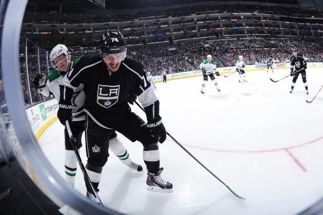 Dallas Stars v Los Angeles Kings