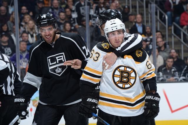 Boston Bruins v Los Angeles Kings