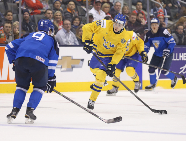 Team Sweden v Team Finland
