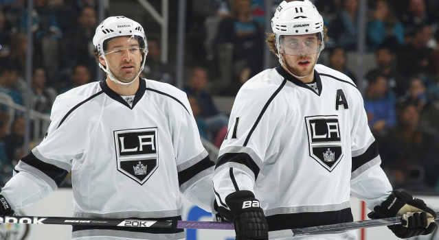 Los Angeles Kings v San Jose Sharks