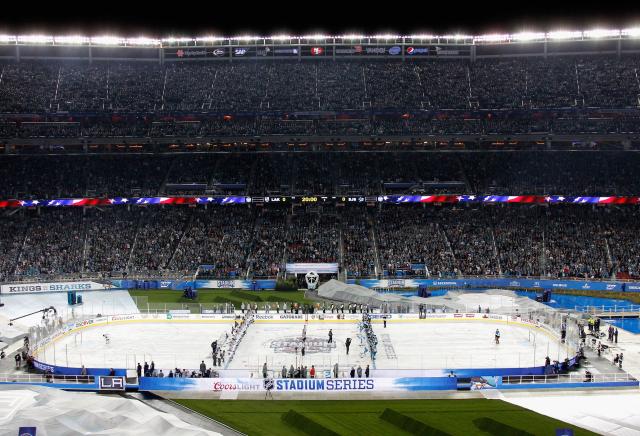Eliot J. Schechter / National Hockey League