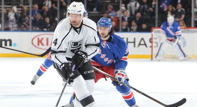 Jared Silber / National Hockey League
