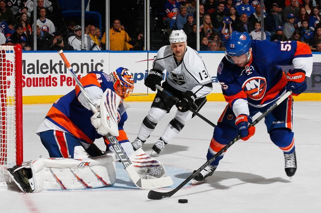Los Angeles Kings v New York Islanders