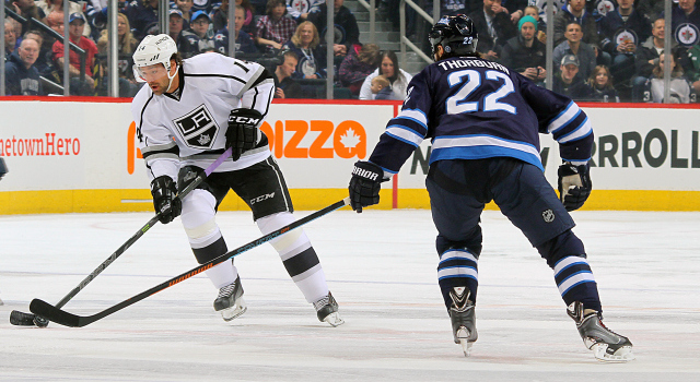 Jonathan Kozub / Nationa Hockey League