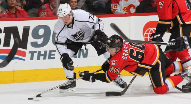 Brad Watson / National Hockey League
