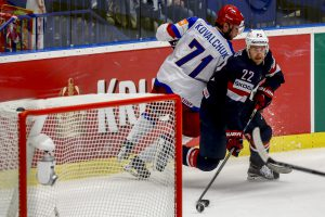 Russia v USA - 2015 IIHF Ice Hockey World Championship