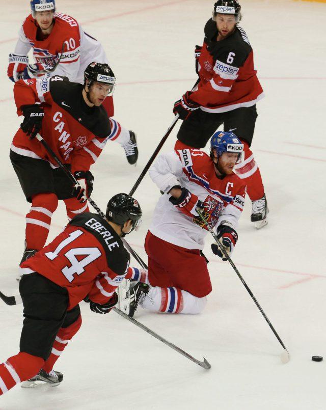 Canada v Czech Republic - 2015 IIHF Ice Hockey World Championship