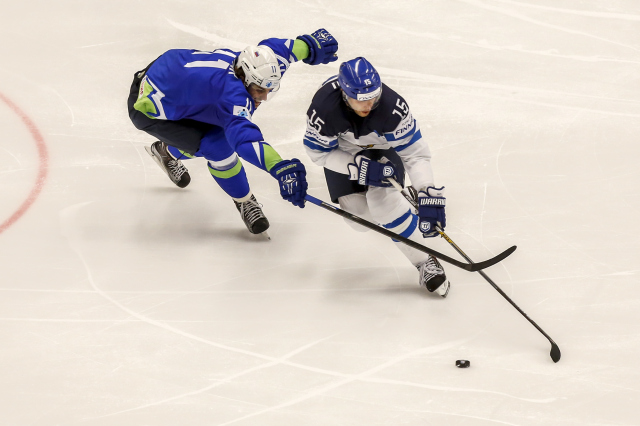 Finland v Slovenia - 2015 IIHF Ice Hockey World Championship